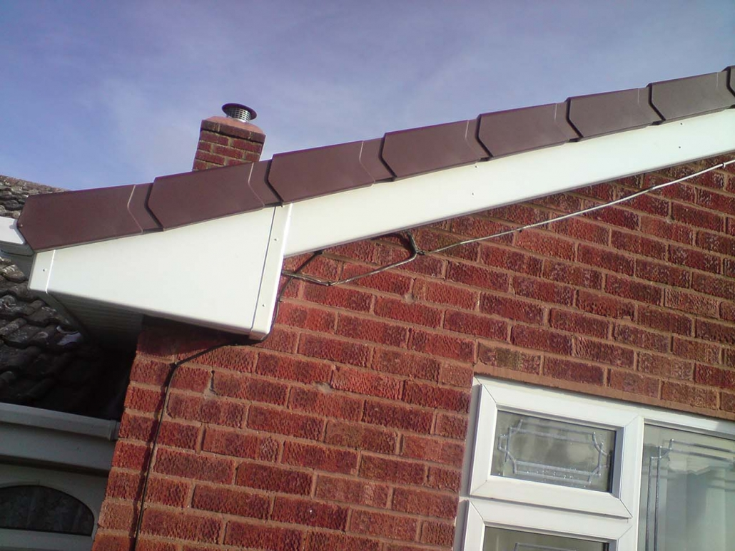 Soffits, fascias and guttering Wolverhampton, Brownhills and West Mdilands