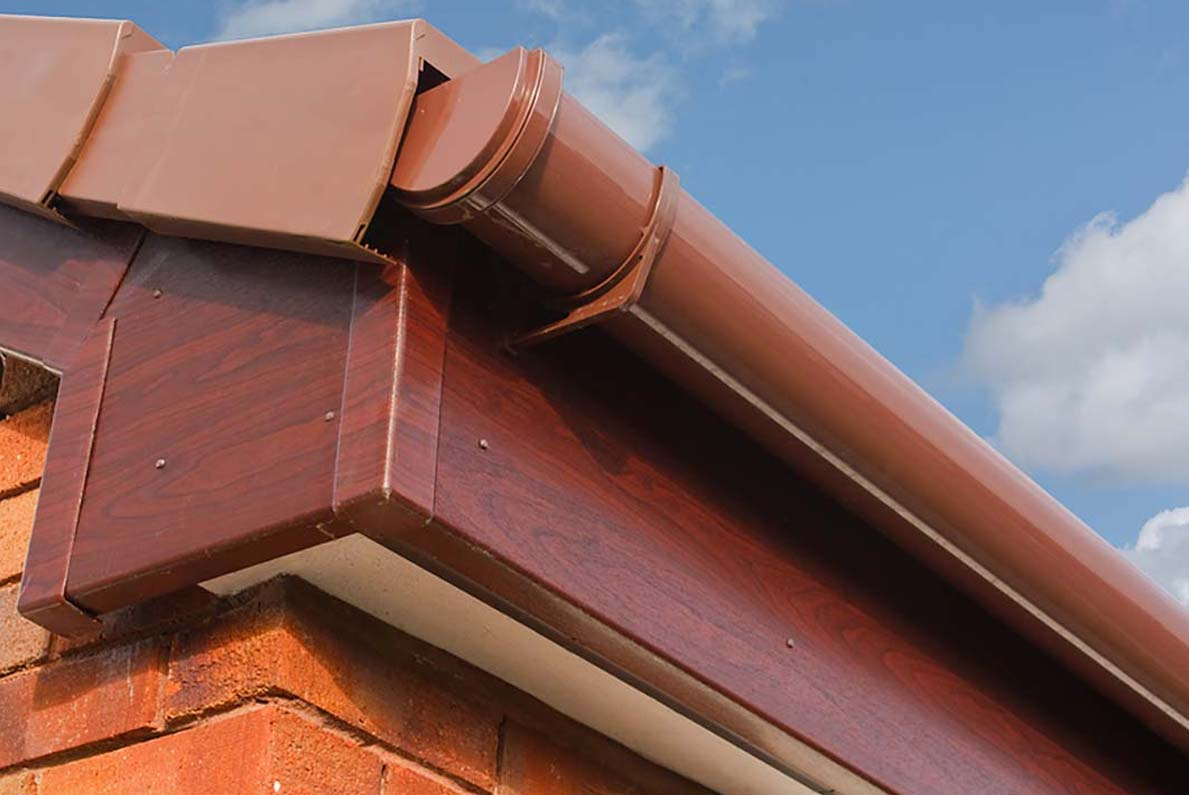 upvc eaves protection