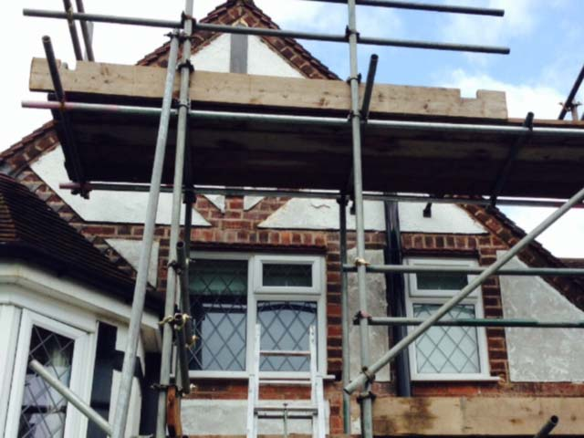 Tudor boards full preparation before installation